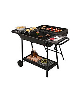Deluxe Lovo Charcoal Party BBQ
