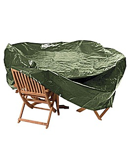 Heavy Duty Extra Large Patio Set Cover