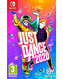 Just Dance 2020 Switch