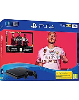 PS4 1tb FIFA 20 Bundle