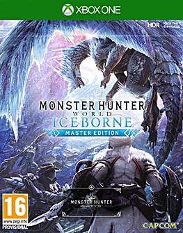 Monster Hunter World Iceborne Master Edn