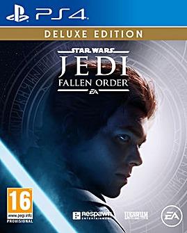Star Wars Jedi Fallen Order Deluxe Edtn