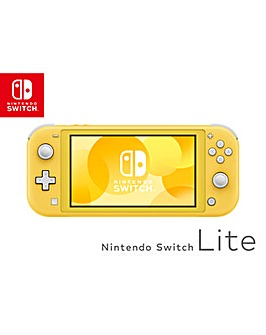 Nintendo Switch HW Lite Yellow