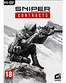 Sniper Ghost Warrior Contracts PC CD