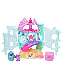 Hatchimals Coral Castle Playset
