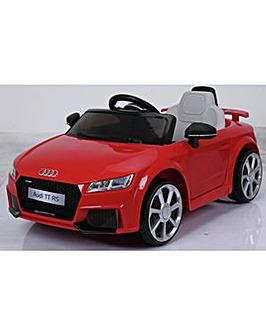 Audi TT RS 6V Battery Powered Ride On