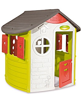 Smoby Jura Lodge Playhouse