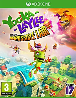 Yooka-Laylee and the Impossible Lair XB1