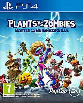 Plants vs Zombies Battle for Neighborvil