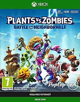 Plants vs Zombies Battle for Neighborvil