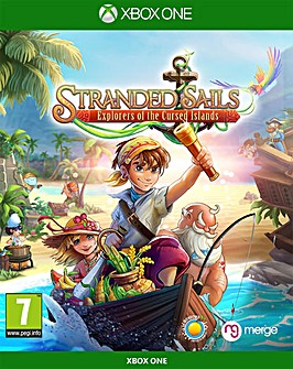 Stranded Sails Xbox One