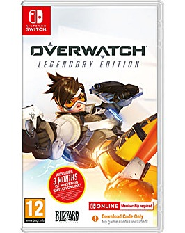 Overwatch Legendary Edition Switch
