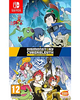 Digimon Story Cyber Sleuth Complete Edtn