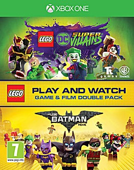 LEGO DC Supervillains Game and Film Pack