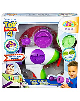 Toy Story Buzz Dough Blaster