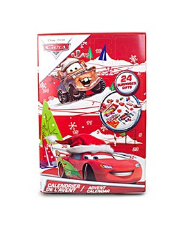 Disney Cars Advent Calendar