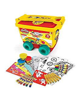Play-Doh Creative Trolley