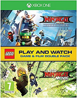 LEGO Ninjago Game and Film Double Pack
