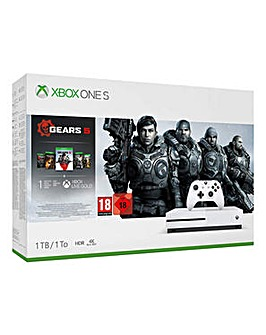 Xbox One S 1TB Gears 5 Bundle Xbox One