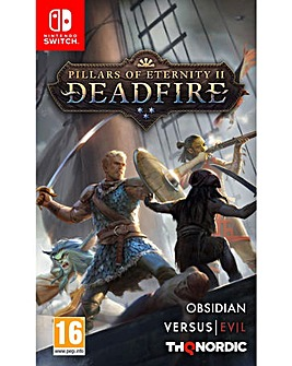 Pillars of Eternity II Deadfire Switch
