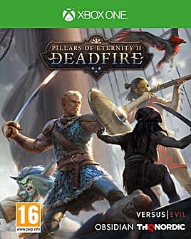 Pillars of Eternity II Deadfire Xbox