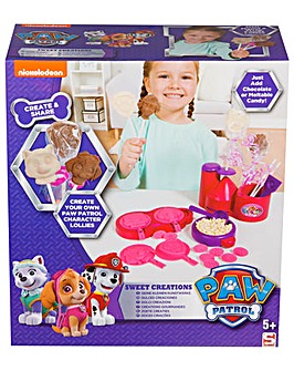 Paw Patrol Girls Sweet Creations