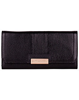 Smith & Canova Genuine Leather Flap Over