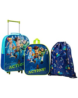 Toy Story Travel Bag Set With Backpack