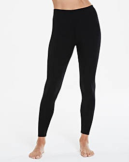 Heatgen Black Leggings