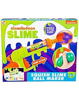 Nickelodeon Squish Slime Ball Maker