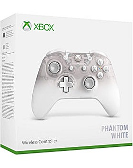Xbox One Phantom White Controller