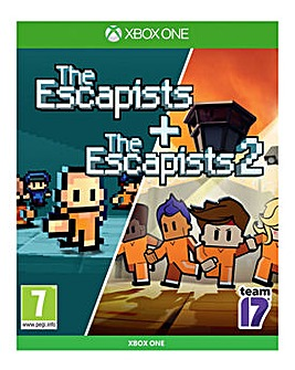 The Escapists 1 and The Escapists 2 XB1
