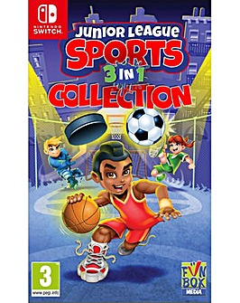 Junior League Sports 3 in 1 Collection