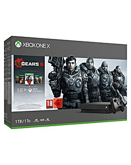 Xbox One X Gears 5 Console Bundle XB1