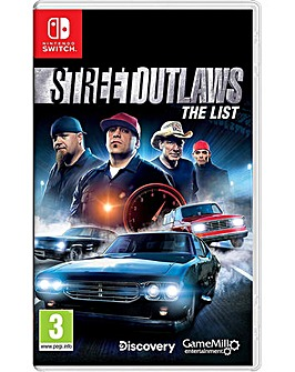Street Outlaws The List Switch