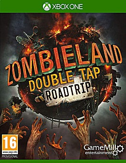 Zombieland Double Tap Road Trip Xbox One