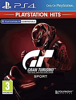 Gran Turismo Sport HITS Range PS4
