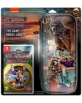 Hotel Transylvania 3 Game and Case Pack