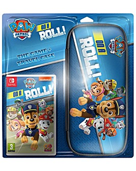 Paw Patrol On a Roll Game Inc SwitchCase