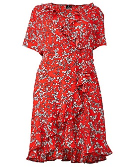 Izabel London Curve Floral W
