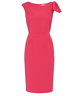 Gina Bacconi Gratia Crepe Dress