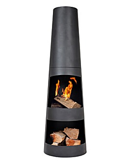 Circo Contemporary Chimenea