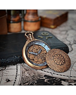 Schokolat Chocolate Pocket Watch