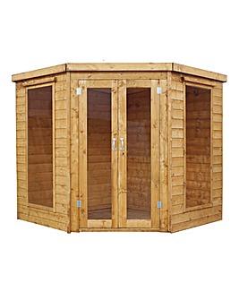 Mercia 7 x 7 Corner Summerhouse