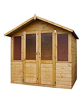 Mercia 7 x 5 Traditional Summerhouse