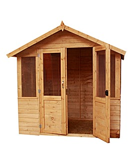 Mercia 7 x 5 Overlap Summerhouse
