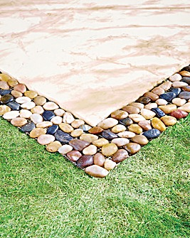 Stone Border Pack of 4