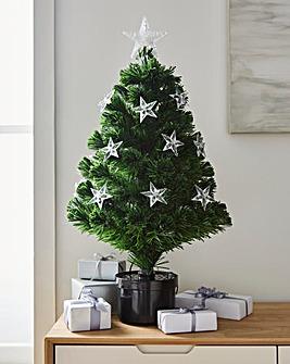 Fibre Optic Star Tree