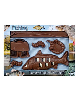 Chocolate Fishing Kit
