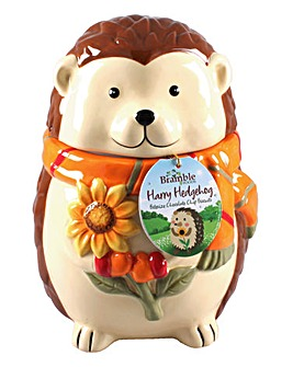 Harry The Hedgehog Cookie Jar